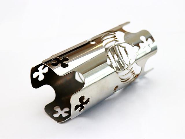 coupe du laser de tuyau