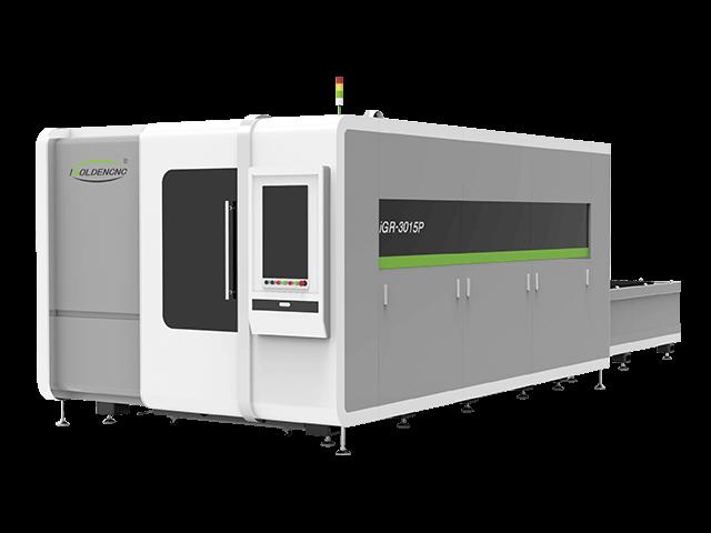 Schutzfaser-Laser-Schneidemaschine IGR-P