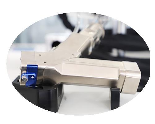 Laserreinigungskopf für Laserreinigungsmaschine