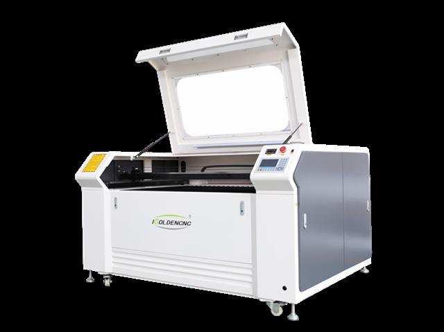 Machine de gravure au laser CO2 protectrice IGL-C