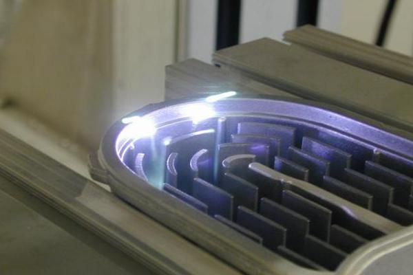 Rostentferner für Teile zusätzlich zum Oxidfilm